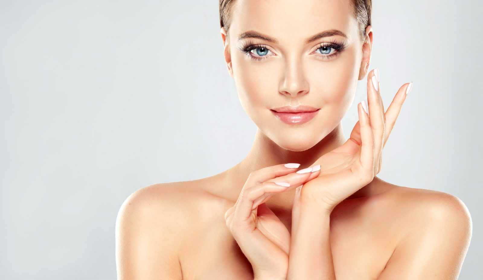 beautiful skin facial prgf treatment photo