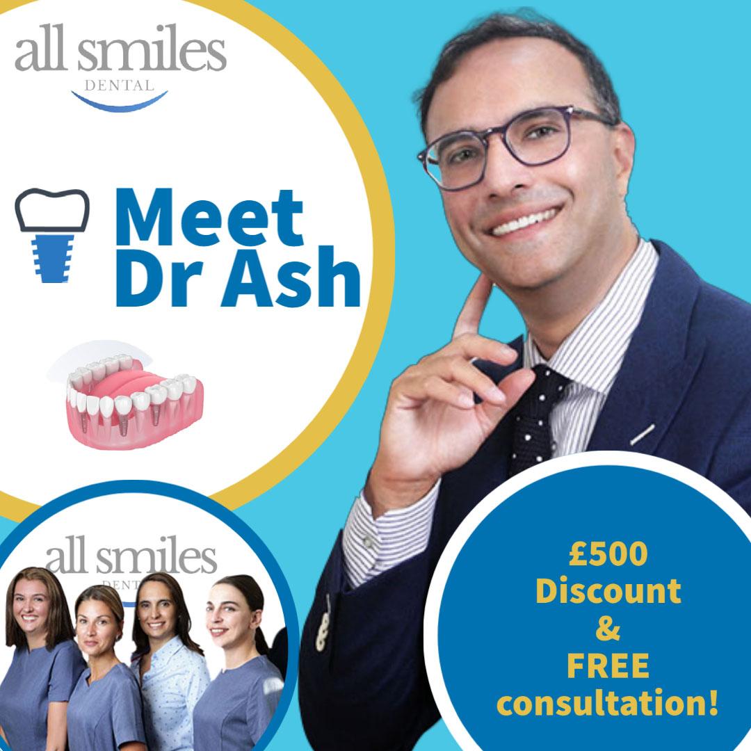 dr ash offer photo portrait