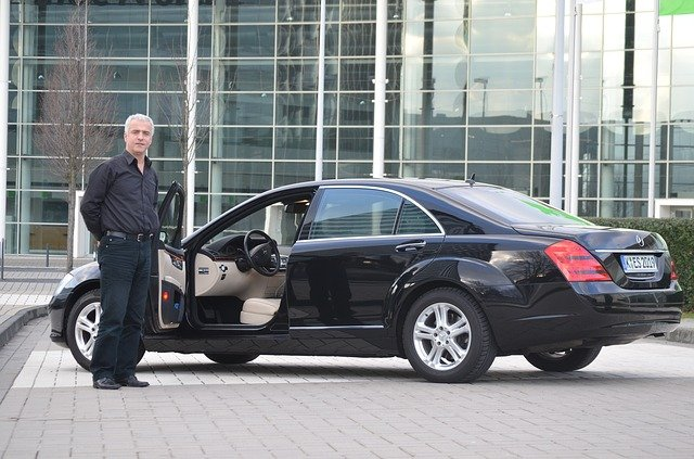 s class limo